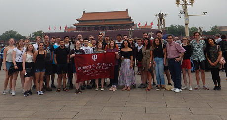 Study Abroad: Chinese Law Summer Program: International Law: Centers