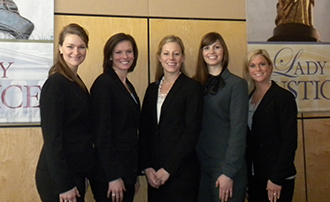 IU McKinney National Environmental Moot Court Team Advances to Semifinals in New York