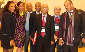 Professor Edwards in Morocco for National Bar Association Conference