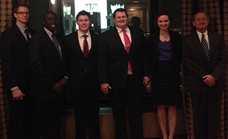 IU McKinney Rich Memorial Moot Court Team 2014