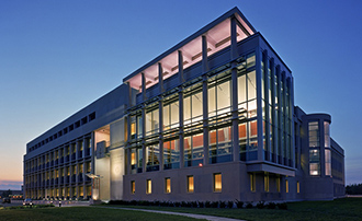 IU Robert H. McKinney School of Law's Inlow Hall