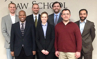 IU McKinney Students Participate in Jessup International Law Moot Court Competition