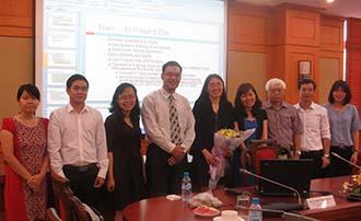 Professor Xuan-Thao Nguyen