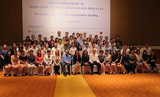 IU McKinney Professors in Hanoi