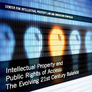 Cover of IP Symposium Brochure