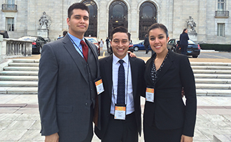 Two IU McKinney Students Appointed to Leadership in Hispanic National Bar Association Law Student Division