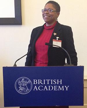 Professor Karen Bravo