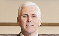 Mike Pence, J.D., '86