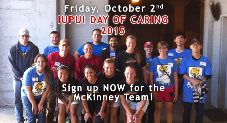 IUPUI Day of Caring